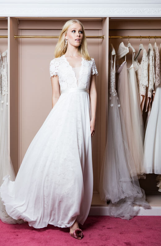 274899f6f51d The bridal look 2019. VIEW ALL LOOKS